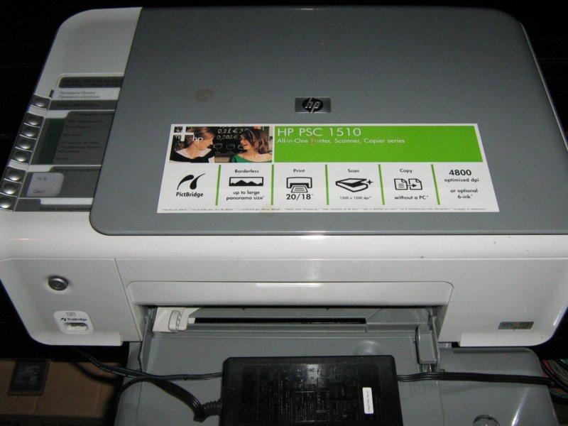 Ремонт принтера hp 1510 своими руками 15
