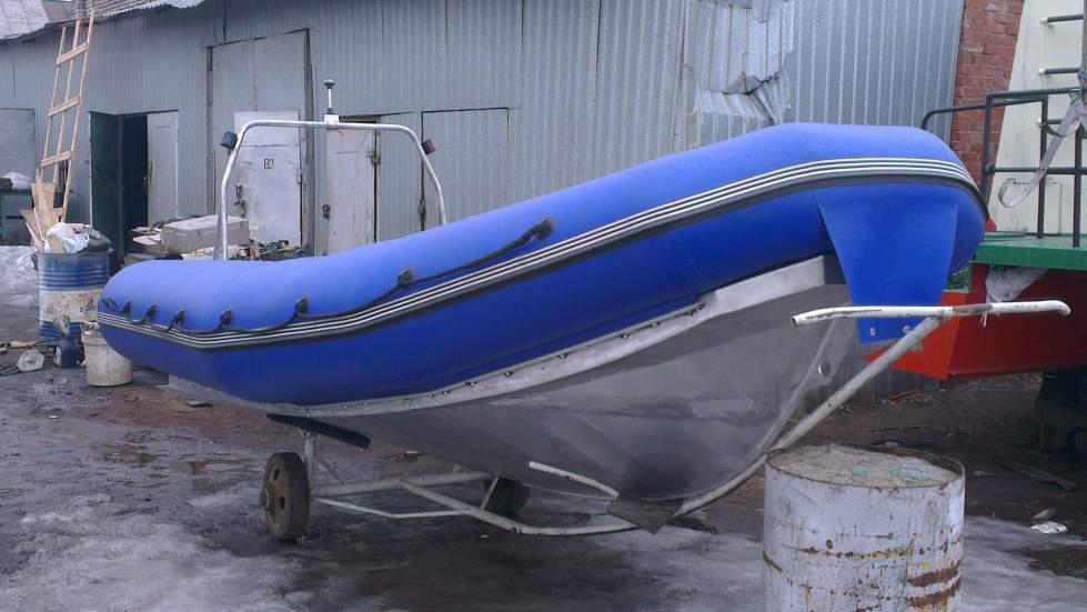 днище из алюминия для лодок