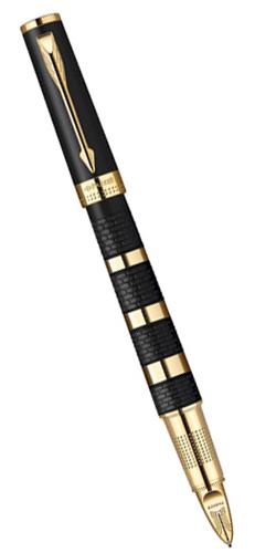 Продам - Ручка Parker Ingenuity L Ring, цвет: Black & Metal GT