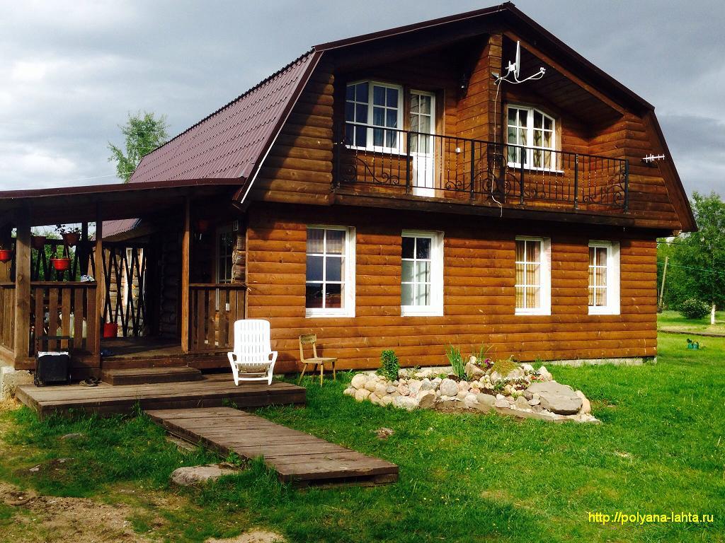 рыбалка и отдых в карелии недорого гостевые дома
