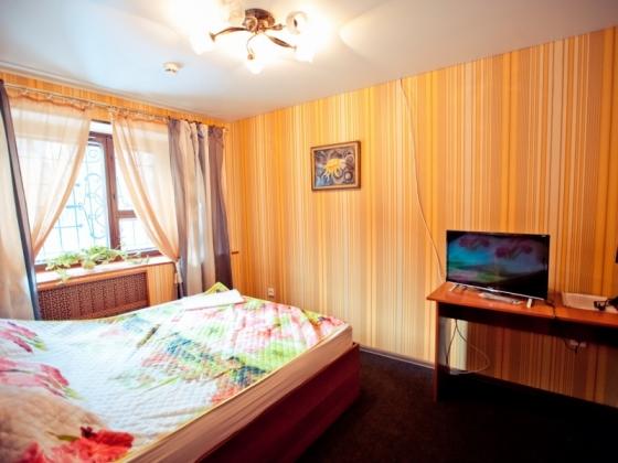 Гостиница в Барнауле для туристов