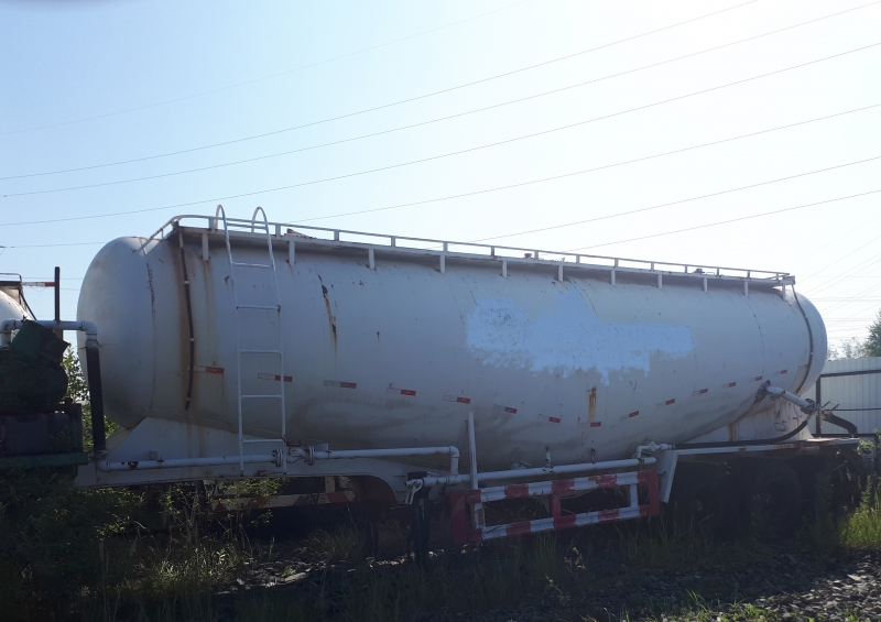 Цементовозы LuFeng ST9400GFL 2007 г. в. Не использовались