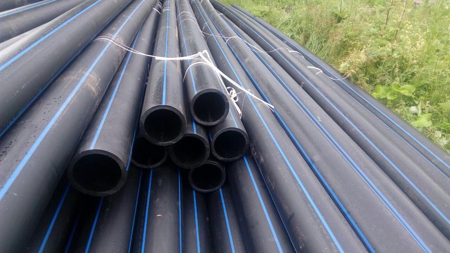 Трубы ПНД, отходы полиэтиленовых труб ПЭ