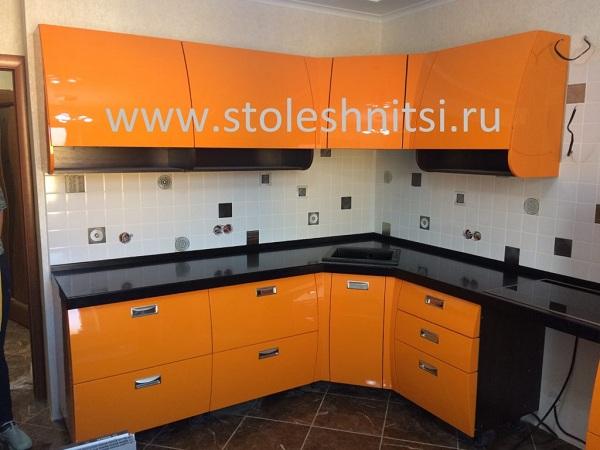 Акриловые изделия для кухни и ванной в Москве и области.
