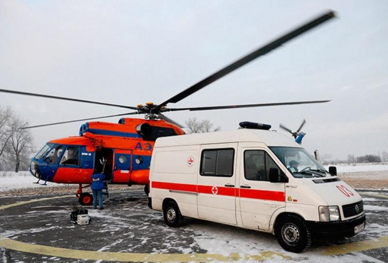 Транспортировка больных по Области и РФ