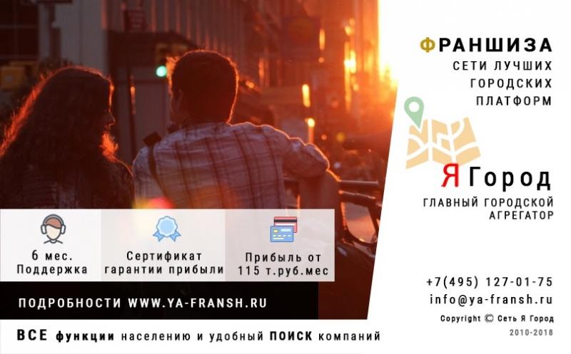 Готовый бизнес в Москве по франшизе