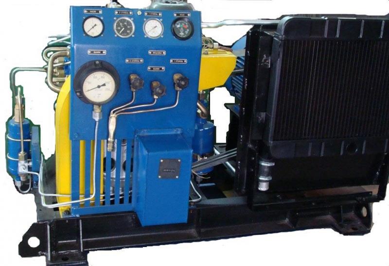 Комплектующик к компрессору с ЭКПА2-150А1