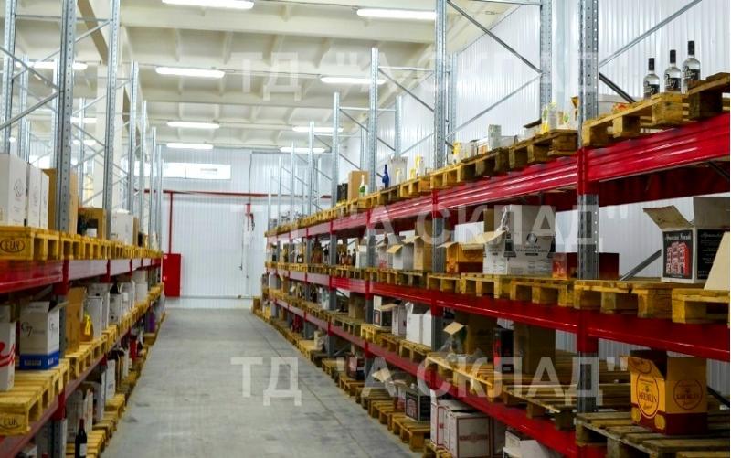 Производим стеллажи складские металлические сборно разборные