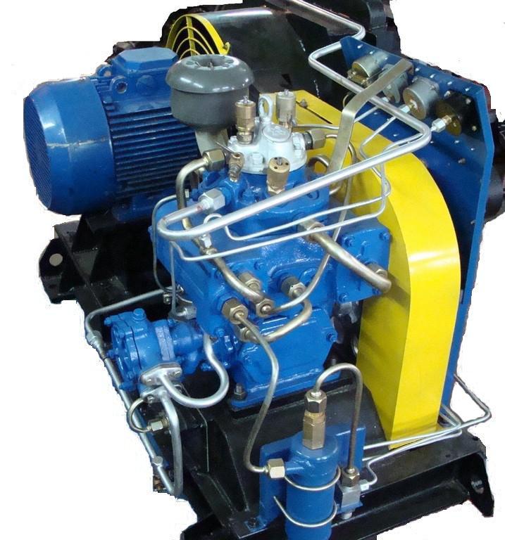 Установка компрессорная для К2-1501