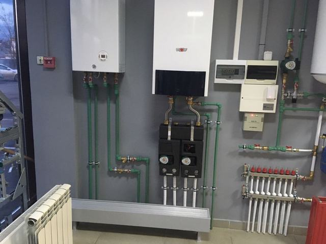 Выполняем весь спектр услуг по устройству и монтажу Систем отопления, Водоснабже