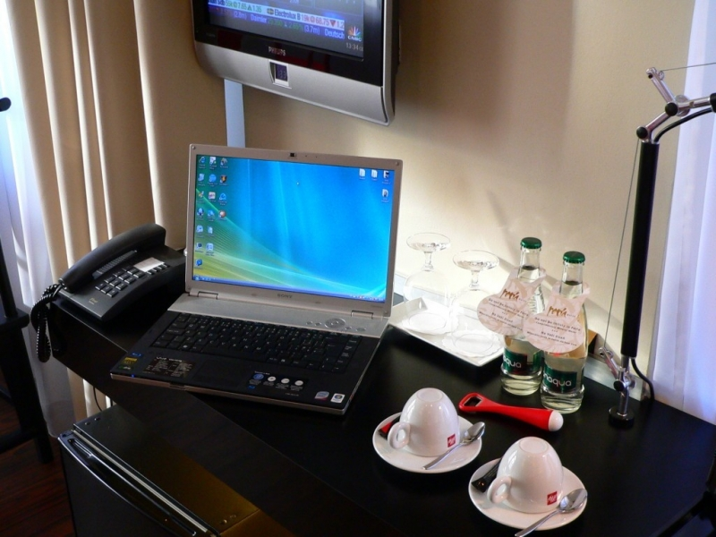 Гостиница Барнаула с быстрым Интернетом Wi-Fi